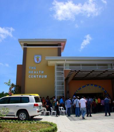 Health Centrum Hospital  |  Roxas City, Phillipines